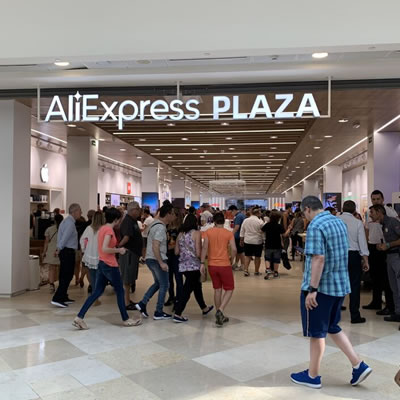 3€ de descuento en compras superiores a 35€ en la promo de Navidad de AliExpress Plaza